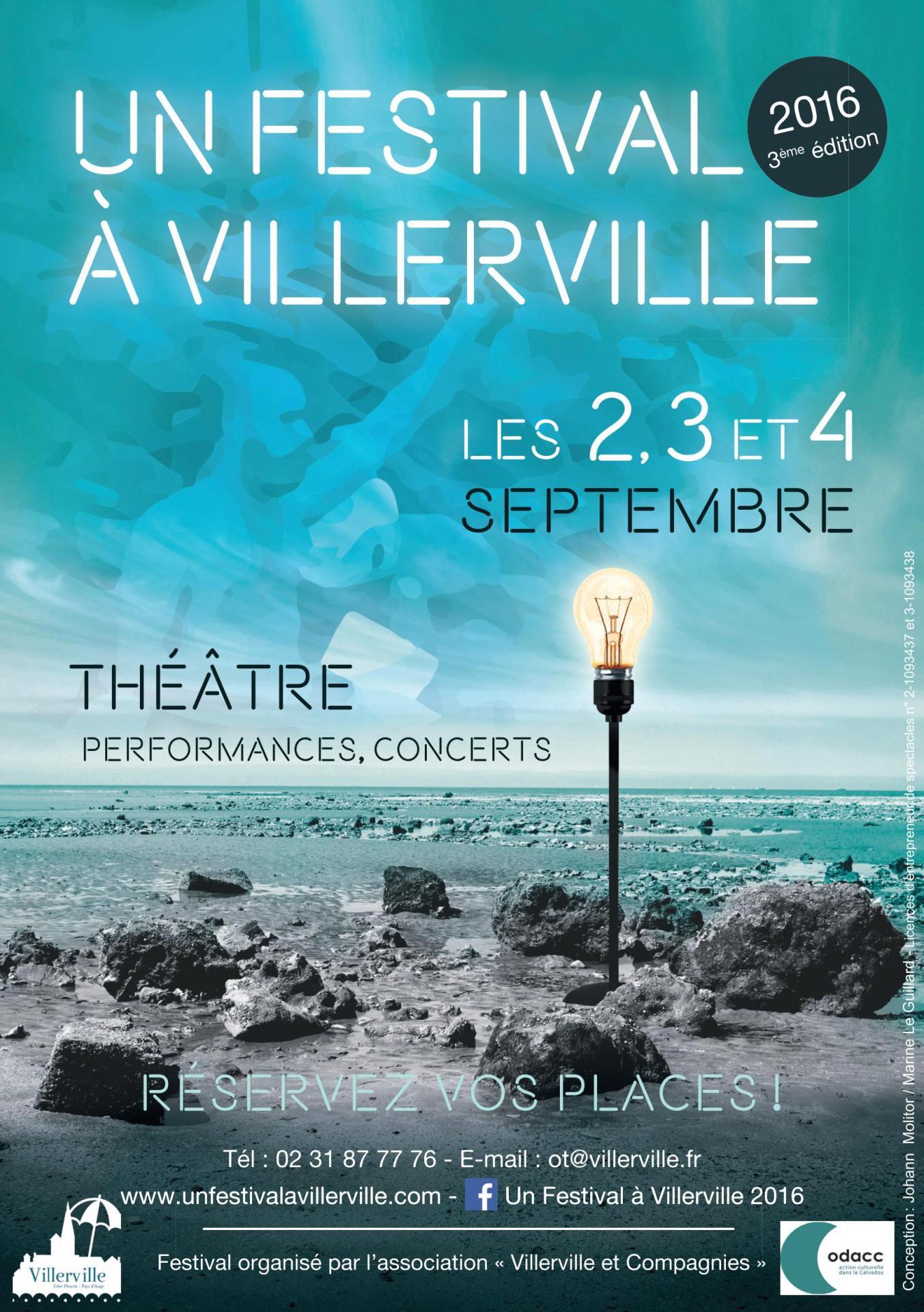 Un Festival à Villerville 2016