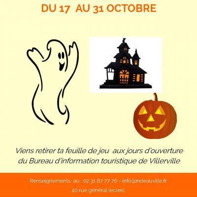 Affiche halloween 2