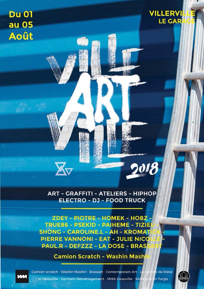 Affiche VilleArtVille