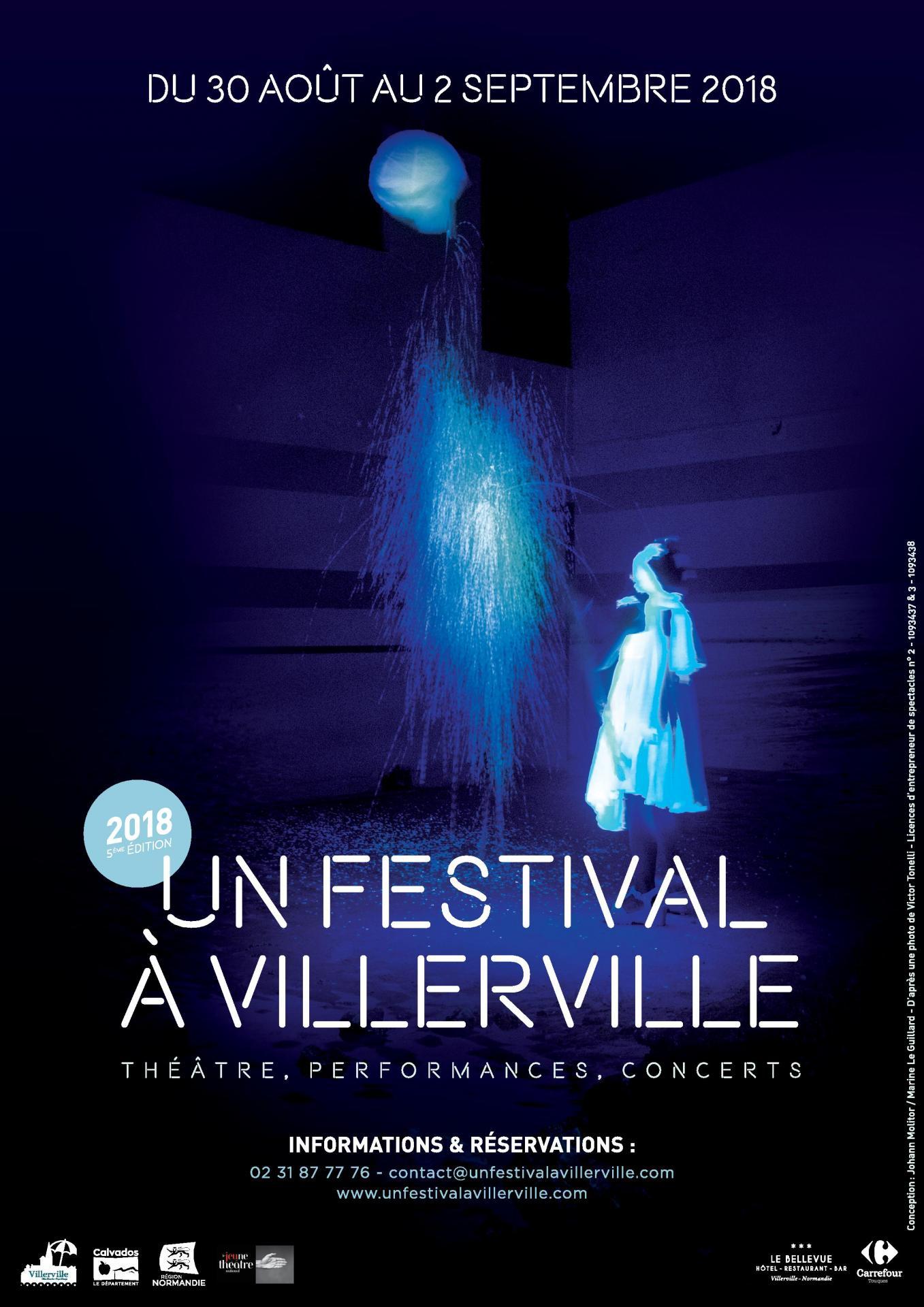 Un Festival à Villerville