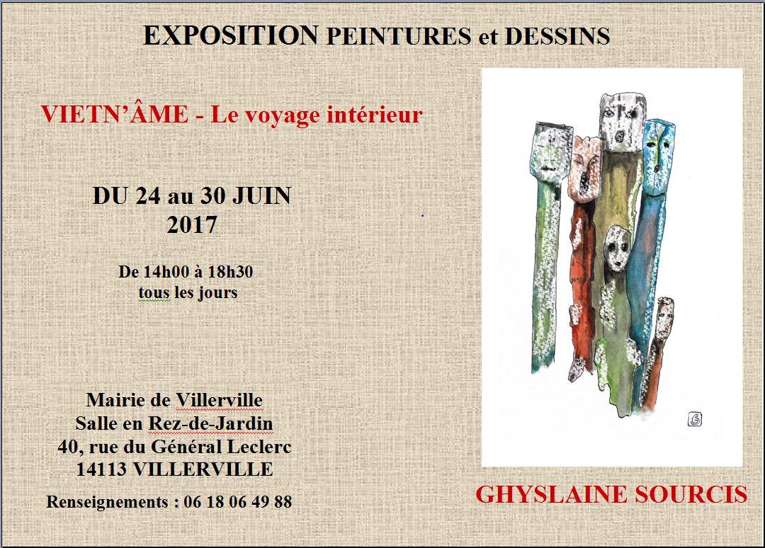 Expo du 24 au 30 juin