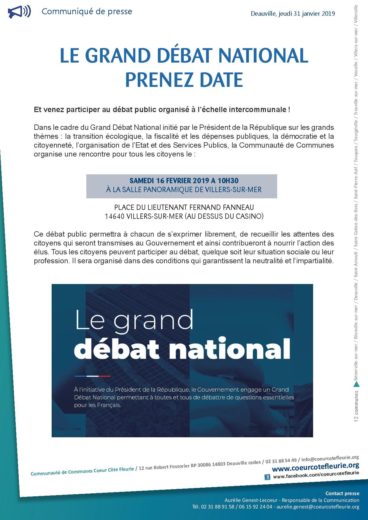 Prenez date grand debat national page 001