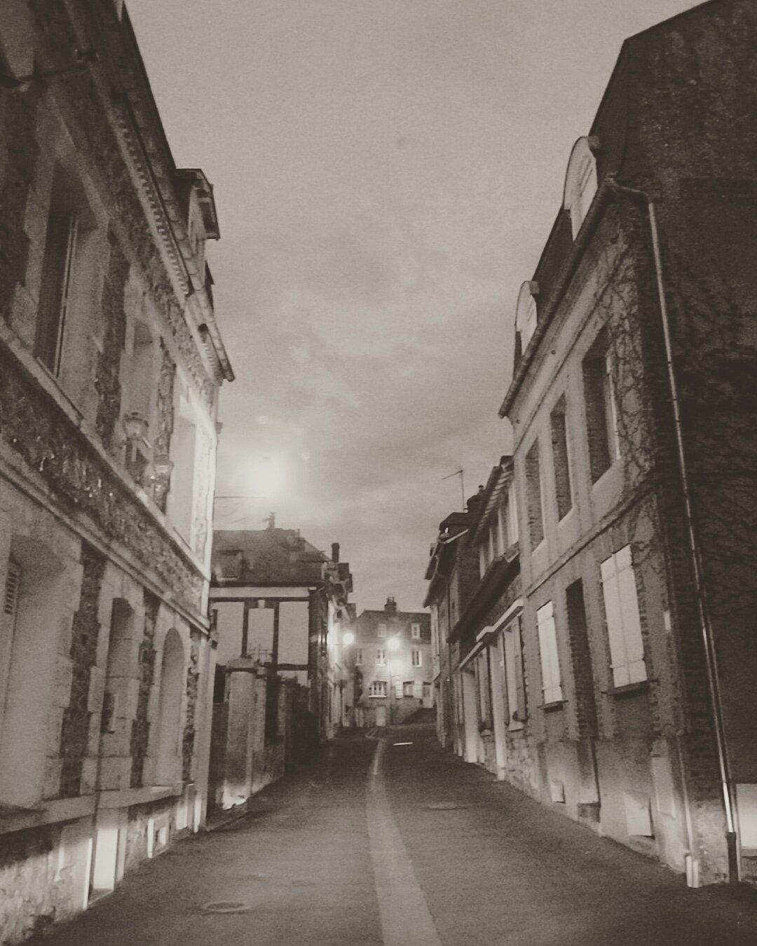 Rue peuplée - Maëliss VAN-DAMME